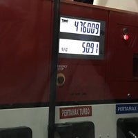 Photo taken at Shell Gas Station TB Simatupang by Elena T. on 12/22/2017