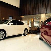Photo taken at Lexus by Elena T. on 4/6/2015