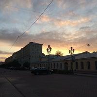 Photo taken at Захарьевская by Eva G. on 5/26/2014