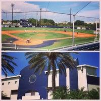Photo taken at FIU Baseball Stadium by Joel D. on 4/13/2013
