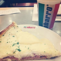 Photo taken at Sbarro by Bea A. on 10/27/2012