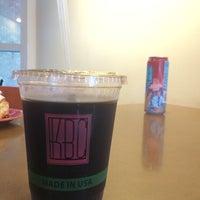 Photo taken at Kaladi Brothers Coffee by Sarah J. on 7/28/2014