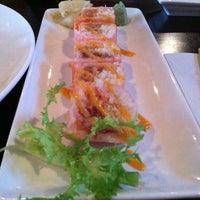 Photo taken at Midori Sushi II by Jackie M. on 10/17/2013