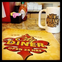Photo taken at City Diner by Alaina P. on 9/24/2013