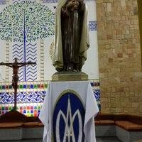 Photo taken at Paróquia Nossa Senhora da Conceição by Fernanda C. on 10/1/2016