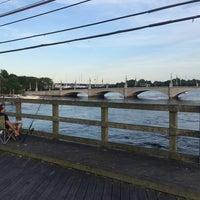 Photo taken at Fish Bridge BA! by Daddy F. on 6/8/2014