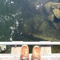 Photo taken at Fish Bridge BA! by Daddy F. on 9/27/2014
