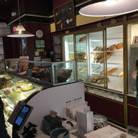 Photo taken at Vienna Bakery by Daddy F. on 1/23/2016