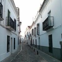 Photo taken at Calle Sevilla by Jean-Francois L. on 7/26/2014