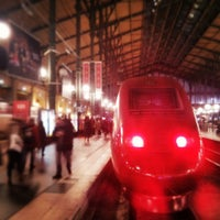 Photo taken at Ibis Gare du Nord - Lafayette by Jean-Francois L. on 1/16/2015