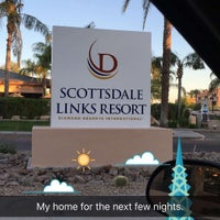 Photo taken at Scottsdale Links Resort by Eric N. on 4/2/2016