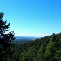 Photo taken at Top of Porter Mountain by Eric N. on 4/22/2013