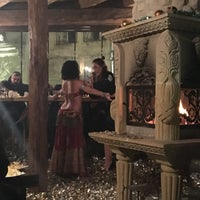 Photo taken at Elika café by Merve Gül on 12/24/2016