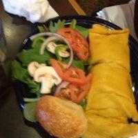 Photo taken at Zaguán Latin Bakery & Cafe by Bri F. on 11/17/2012