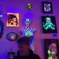 Photo taken at Stained Skin Tattoo by Durb M. on 10/4/2015