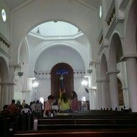 Photo taken at Parroquia de Nuestra Señora del Rosario by Daniel R. on 5/23/2016