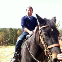 Photo taken at Cherokee Valley Ranch by Kellie G. on 10/19/2012