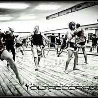 Photo taken at Oltrecorpo Muay Thai by Alessandro A. on 5/11/2014