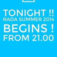 Photo taken at Rada by Dim I. on 6/6/2014