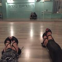 5/12/2016 tarihinde Burcu A.ziyaretçi tarafından Fabrika Dans'de çekilen fotoğraf