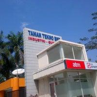 Photo taken at Taman Tekno by stevine e. on 6/8/2013