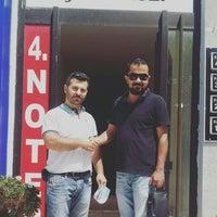 Photo taken at Kuşadası 4. Noter by Baran B. on 6/17/2016