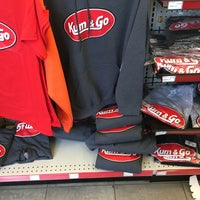 Photo taken at Kum & Go by Emilie F. on 3/7/2016