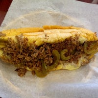 Photo taken at Cheese Steak Shop by Greg R. on 4/2/2013