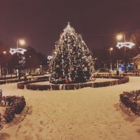 1/15/2016 tarihinde Anna F.ziyaretçi tarafından Savoyai Jenő tér'de çekilen fotoğraf