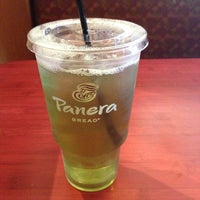 Photo taken at Panera Bread by Liza Marie S. on 3/10/2013