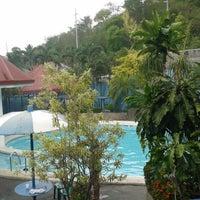 Photo taken at Villa Margarita by Dandelo D. on 6/12/2014