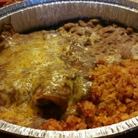 Photo taken at George's Mexican by Jerry C. on 12/19/2015