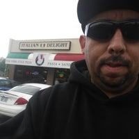 Photo taken at Italian Delight by Jerry C. on 5/1/2017