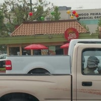 Photo taken at Del Taco by Jerry C. on 4/20/2015