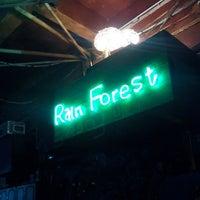 Photo taken at Rainforest Restaurant by vandana s. on 4/29/2014