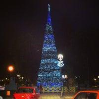 Photo taken at Plaza De Graneros by Juan V. on 12/26/2012