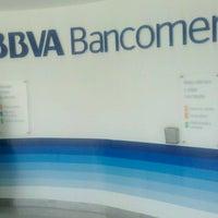 Photo taken at BBVA Bancomer by Ylyanna R. on 3/1/2014