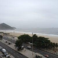 Foto tirada no(a) Atlântico Praia Hotel por Luiz Otávio R. em 11/26/2012
