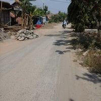 Photo taken at jl. Raya Mranggen by Aulia P. on 7/14/2014