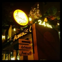 Photo taken at Acoustic Cafe by Teddy on 1/10/2013