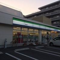 Photo taken at ファミリーマート東本浦店 by Kaoru S. on 2/14/2015