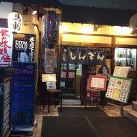 Photo taken at 居酒屋しんざん by Kaoru S. on 5/3/2015