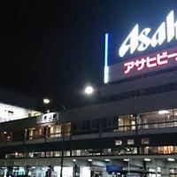 Photo taken at Tokuyama Station by Kaoru S. on 10/10/2013