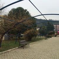 Photo taken at Nar Kız Parkı by Hazel E. on 1/26/2016