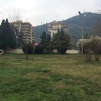 Photo taken at Nar Kız Parkı by Hazel E. on 1/21/2016