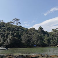 Photo taken at Taylors Bay by Naddl0r P. on 9/23/2017