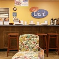 Photo taken at Let's Dish! by Dawn S. on 4/19/2014