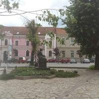 Photo taken at Opština Čačak by Natalija T. on 7/15/2014