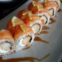Photo taken at Paru Inkas Sushi & Grill by Jimena C. on 4/2/2014
