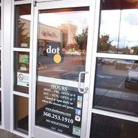 Photo taken at Dot Donuts by gymclimber on 9/17/2015
